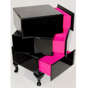 transforming side table